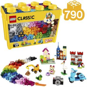 LEGO Classic 10698 pièces