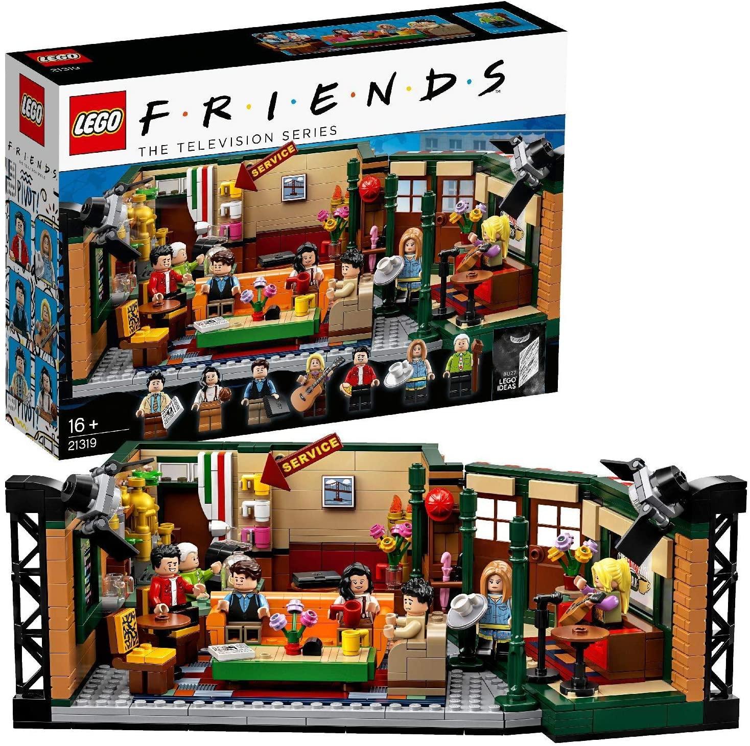 lego friends 21319