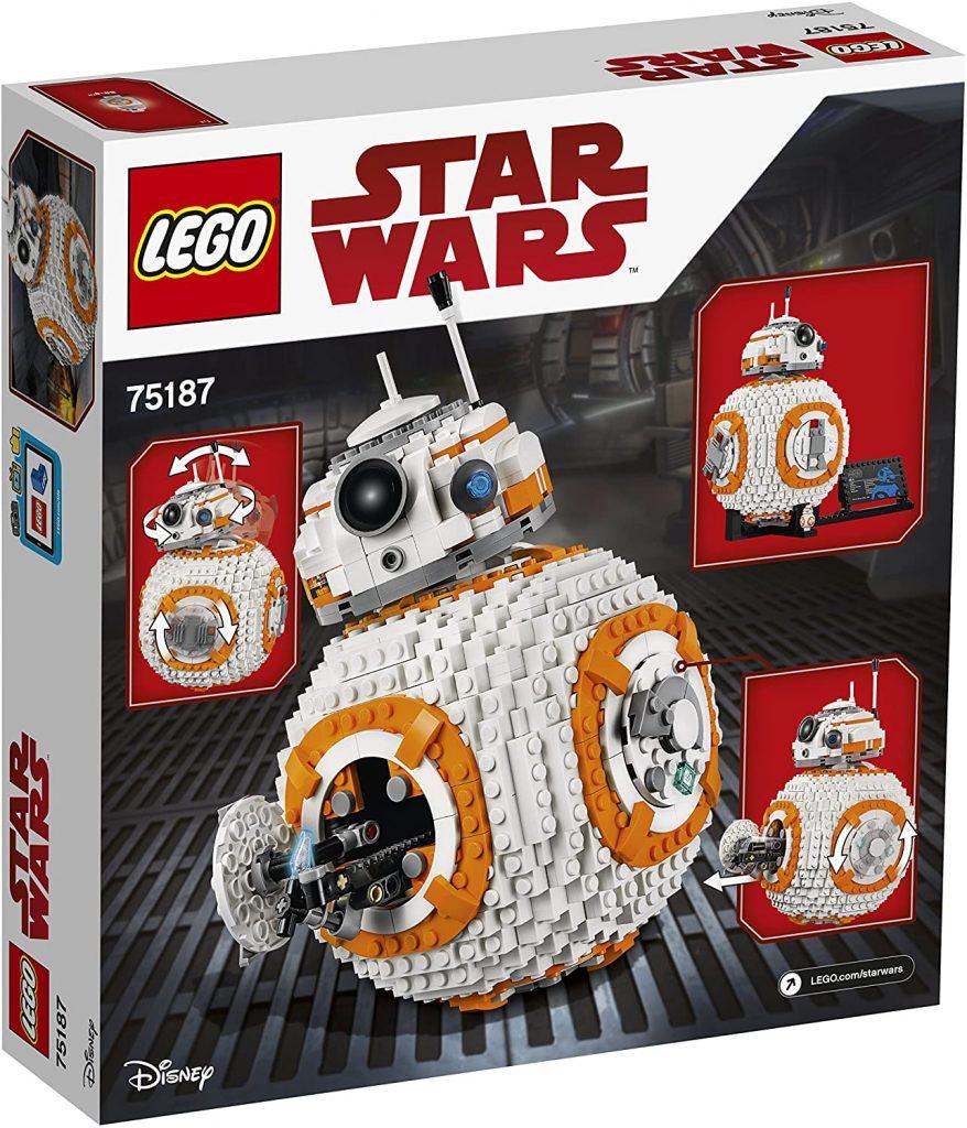 LEGO 75187 : BB-8 Star Wars