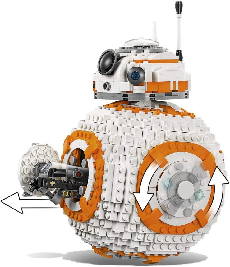 LEGO 75187 : BB-8 Star Wars