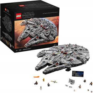 LEGO 75192 : le Faucon Millenium Star Wars